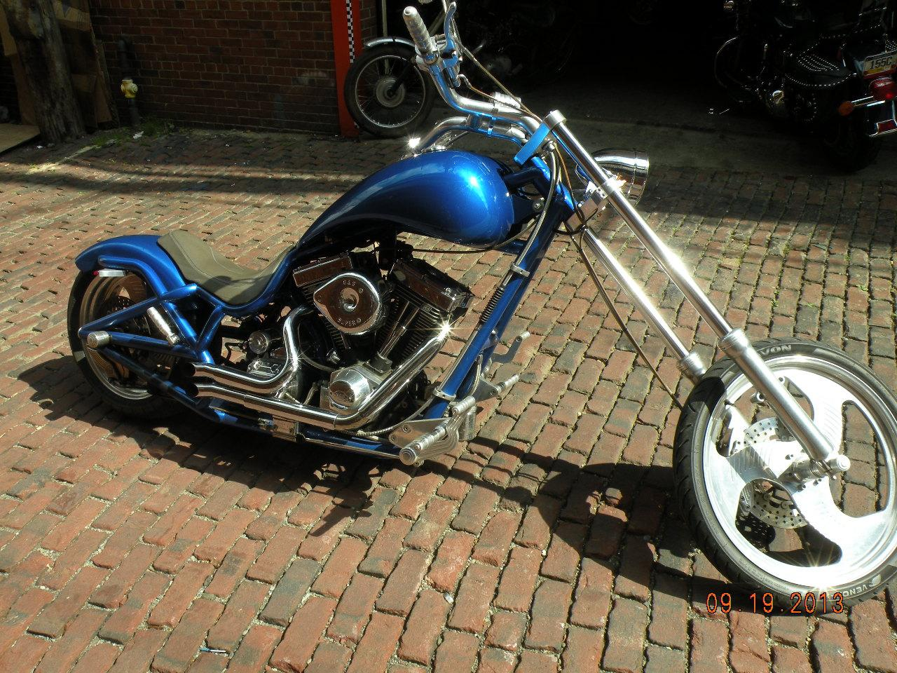See more photos for this Bourget chopper, 2002 motorcycle listing