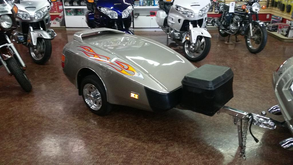 See more photos for this California Side Car GL1800 Cobra, 2002 motorcycle listing