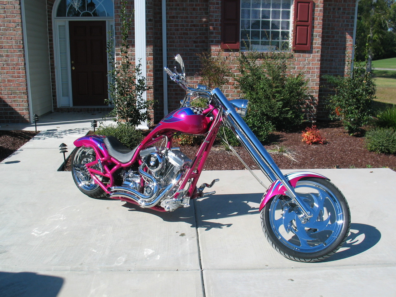 See more photos for this Bourget Protrak CHOPPER, 2003 motorcycle listing