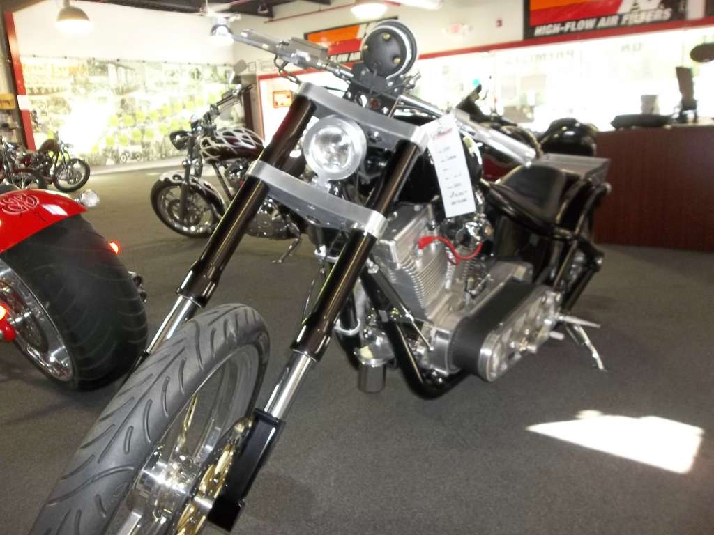 See more photos for this Bourgets Bike Works CUSTOM, 2003 motorcycle listing