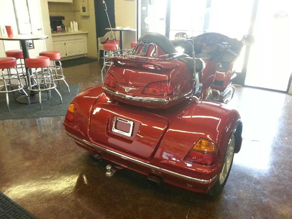 See more photos for this California Side Car GL1800 Cobra, 2003 motorcycle listing