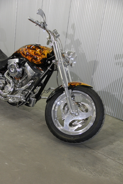 See more photos for this Bourget FATSO, 2005 motorcycle listing
