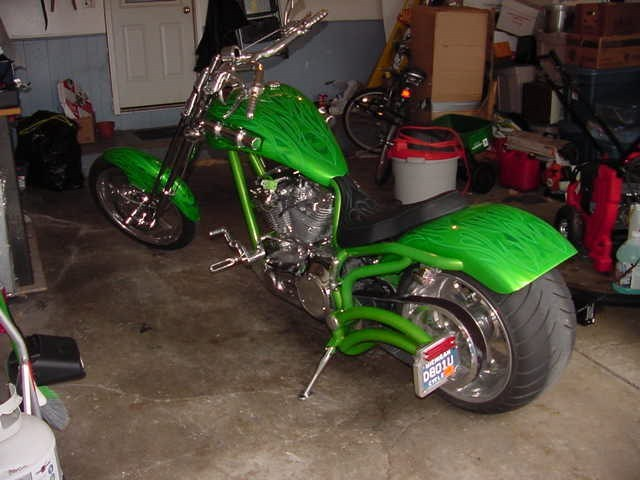 See more photos for this Bourget Fat Daddy 330, 2005 motorcycle listing