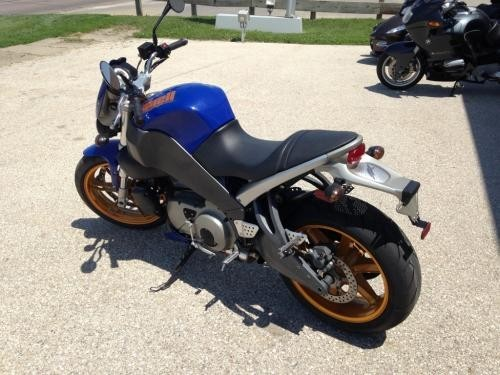 See more photos for this Buell XB12SCG, 2005 motorcycle listing