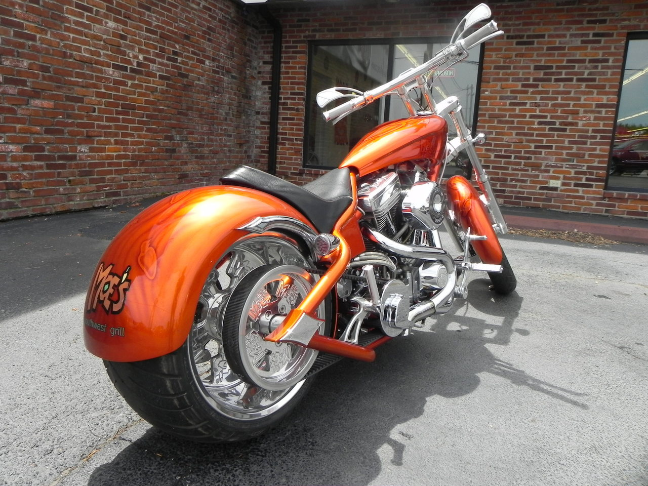 See more photos for this Bourget DRAGON RIGID, 2006 motorcycle listing
