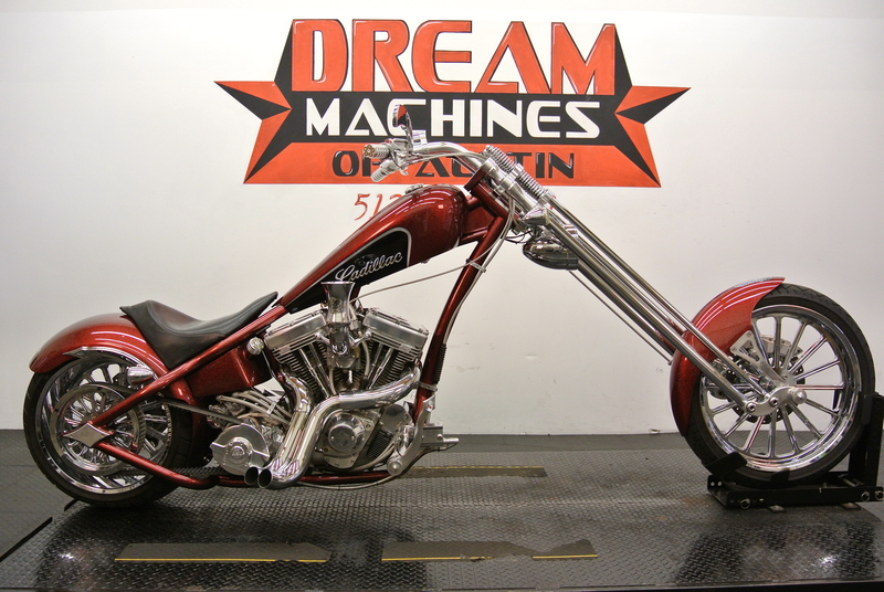 See more photos for this Bourget Dragon 330 RIGID CHOPPER 113