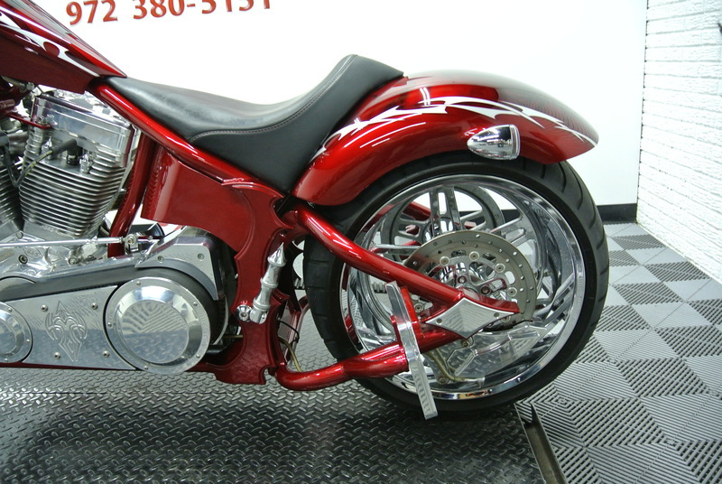 See more photos for this Bourget Dragon 330 Softail Springer Chopper, 2006 motorcycle listing