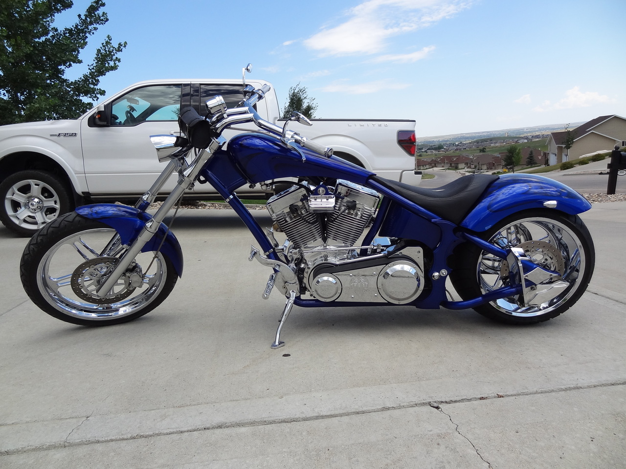 See more photos for this Bourget Dragon SOFTAIL, 2006 motorcycle listing