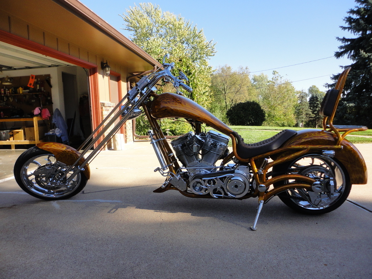 See more photos for this Bourget Fat Daddy 330 MAGNUM, 2006 motorcycle listing
