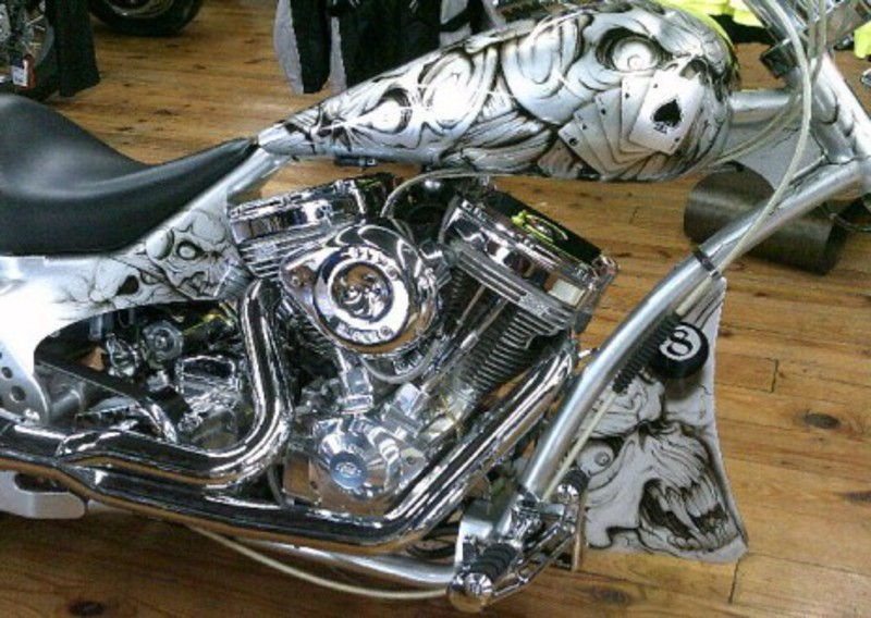 See more photos for this Hardbike 330 Softail, 2006 motorcycle listing