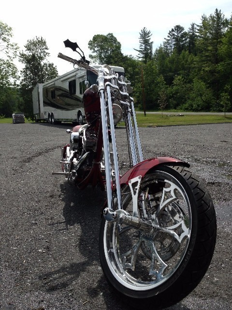 See more photos for this Bourget Dragon SOFTAIL CHOPPER, 2008 motorcycle listing