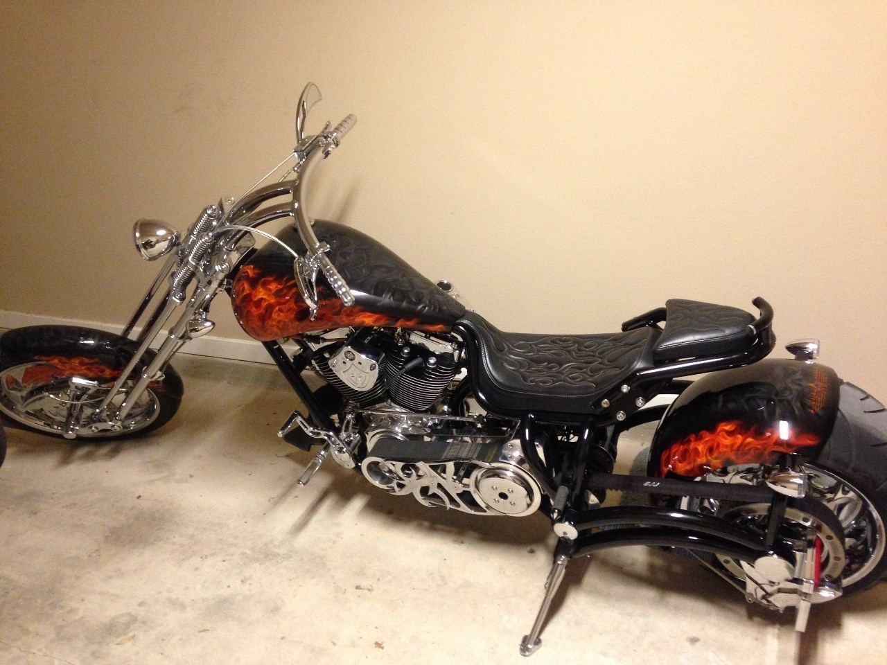 See more photos for this Bourget Fat Daddy 330 LIMO, 2008 motorcycle listing