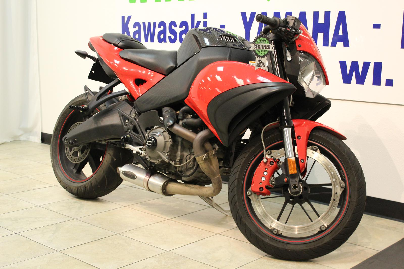See more photos for this Buell 1125CR, 2009 motorcycle listing