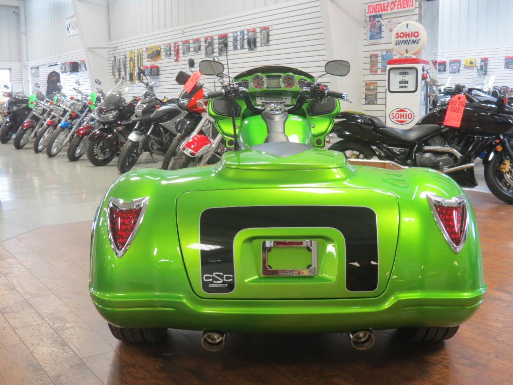 See more photos for this California Side Car Kruze, 2012 motorcycle listing