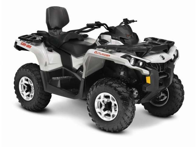 See more photos for this Can-Am Outlander MAX DPS 650, 2015 motorcycle listing