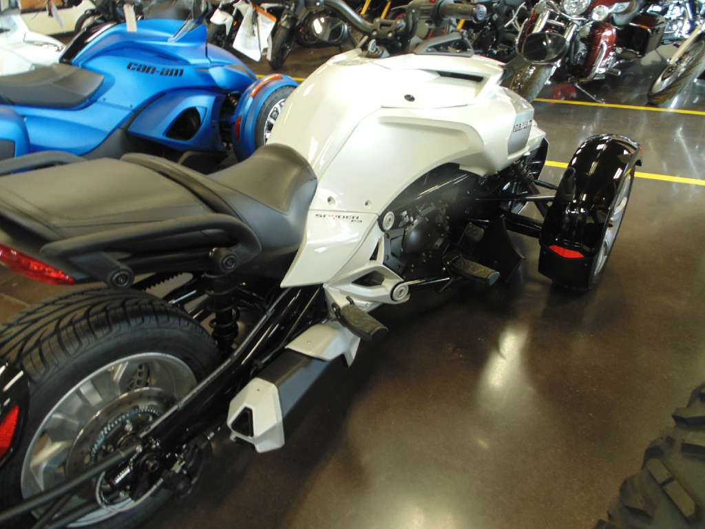 Can Am Spyder For Sale Lexington Ky >> 2015 Can-Am Spyder F3 SM6 Sportbike Motorcycle From ...