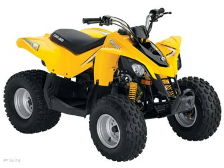 See more photos for this Can-Am DS 70, 2008 motorcycle listing