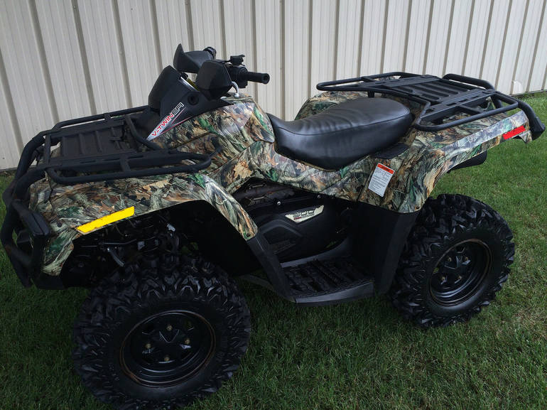 See more photos for this Can-Am OUTLANDER 800, 2008 motorcycle listing