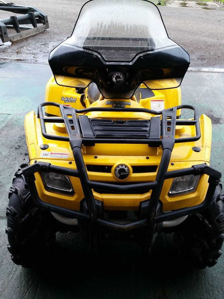 See more photos for this Can-Am Outlander 400, 2008 motorcycle listing