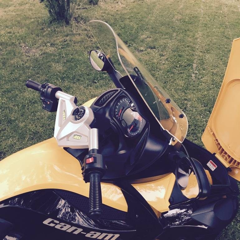 See more photos for this Can-Am Spyder GS SE5, 2008 motorcycle listing