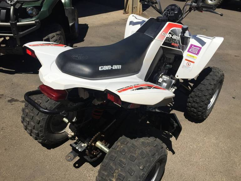See more photos for this Can-Am DS 250, 2009 motorcycle listing