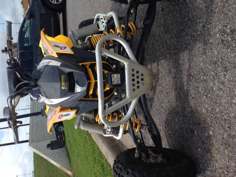See more photos for this Can-Am DS 450 XMX, 2009 motorcycle listing