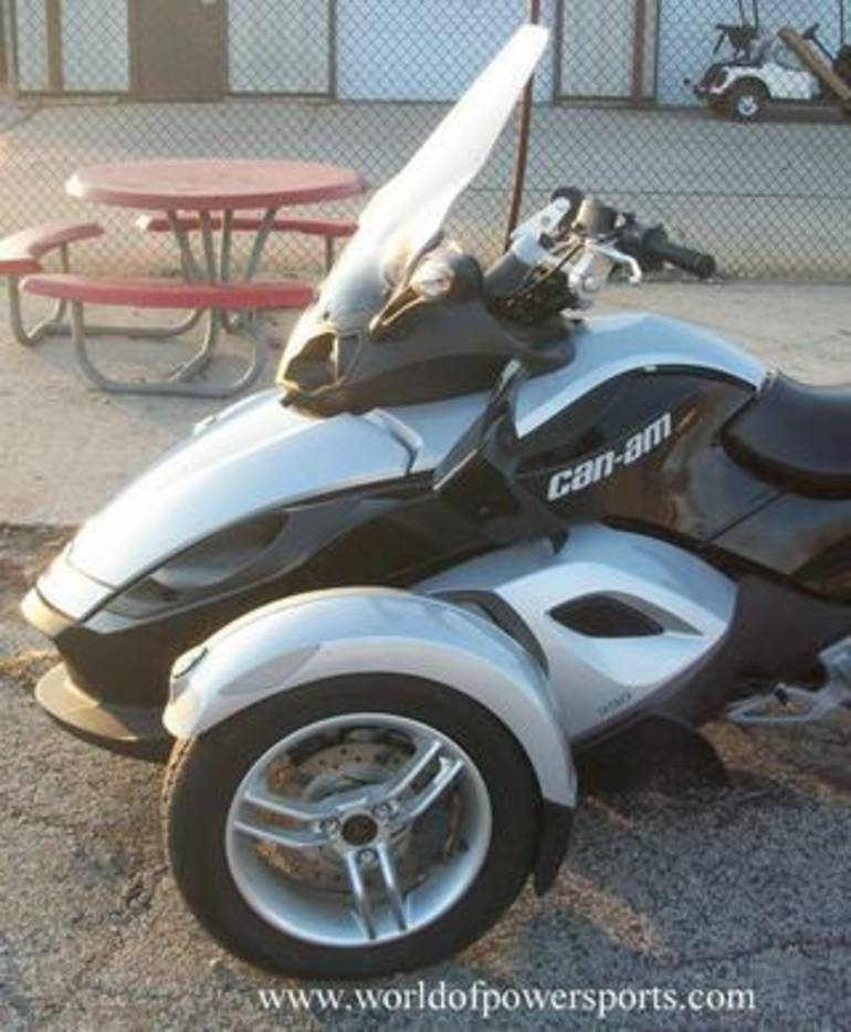 See more photos for this Can Am GS SM5, 2009 motorcycle listing