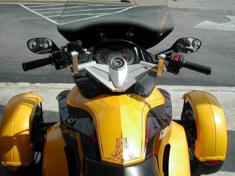 See more photos for this Can-Am GS, 2009 motorcycle listing