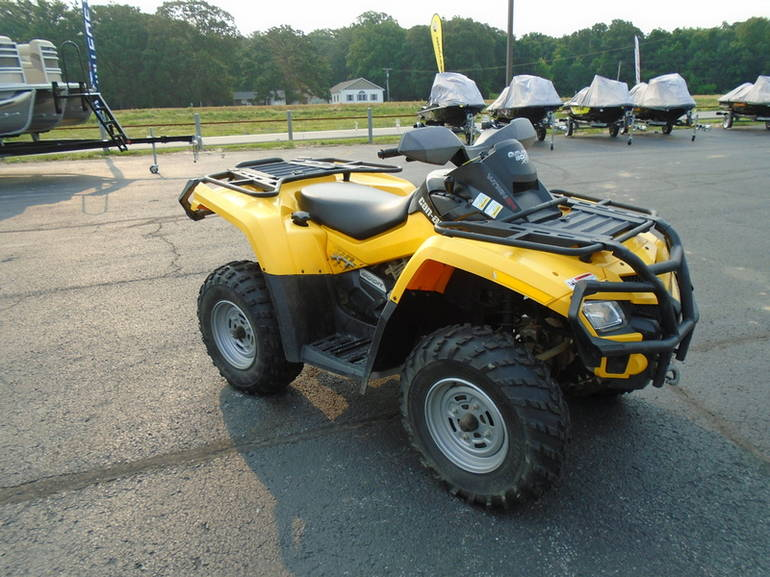 See more photos for this Can-Am Outlander 800R EFI XT, 2009 motorcycle listing