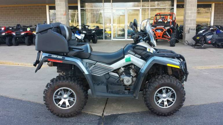 See more photos for this Can-Am Outlander MAX 800R EFI LTD, 2009 motorcycle listing