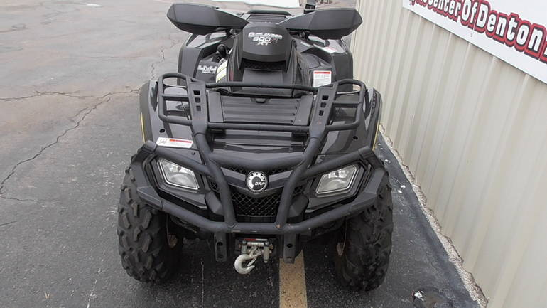 See more photos for this Can-Am Outlander MAX 800R EFI, 2009 motorcycle listing