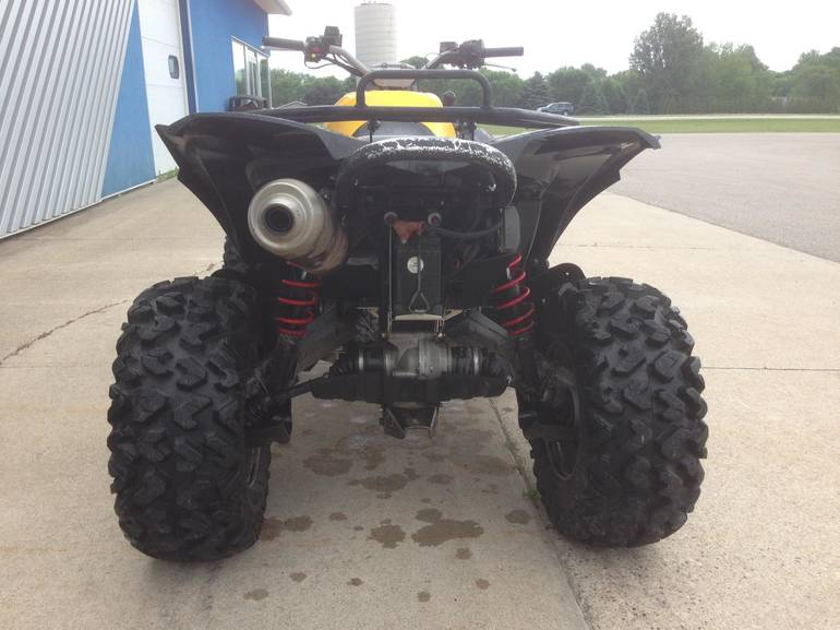 See more photos for this Can-Am RENEGADE 4X4 500EFI, 2009 motorcycle listing