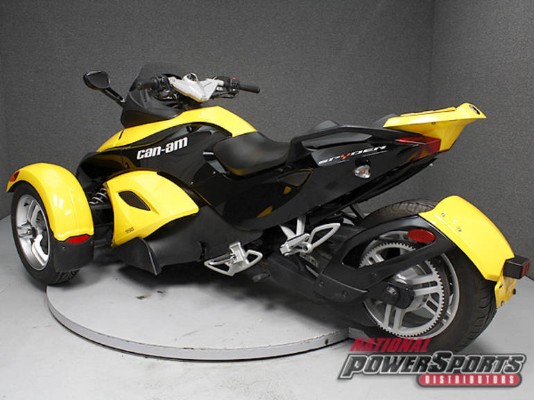 See more photos for this Can Am SPYDER GS SE5, 2009 motorcycle listing