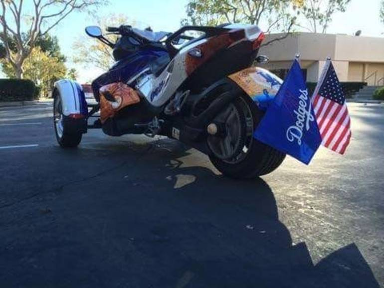 See more photos for this Can-Am Spyder , 2009 motorcycle listing