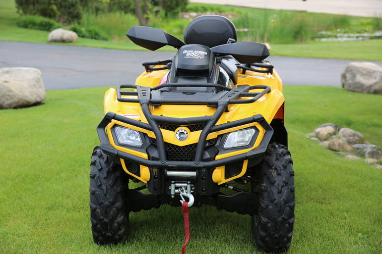 See more photos for this Can-Am Outlander MAX 800R EFI XT, 2010 motorcycle listing