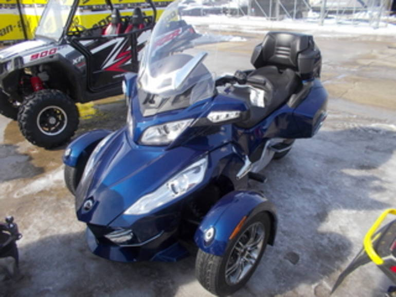 See more photos for this Can Am RTSM5, 2010 motorcycle listing