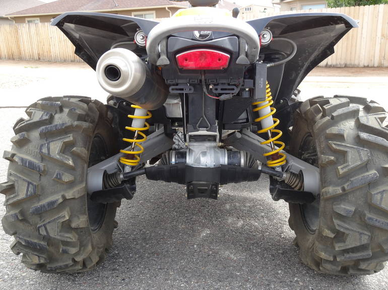 See more photos for this Can-Am Renegade X XC 800R, 2010 motorcycle listing