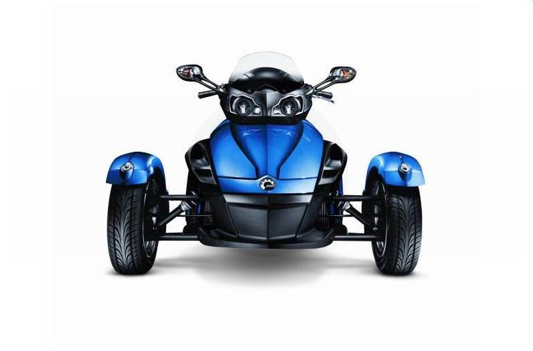 See more photos for this Can-Am Spyder RS, 2010 motorcycle listing