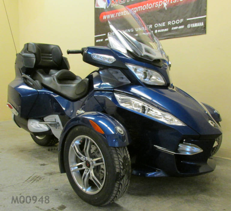 See more photos for this Can-Am Spyder Roadster RT-S, 2010 motorcycle listing