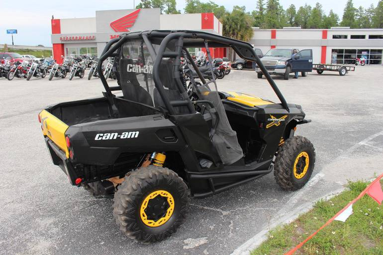 See more photos for this Can-Am COMMANDER 1000 XT, 2011 motorcycle listing