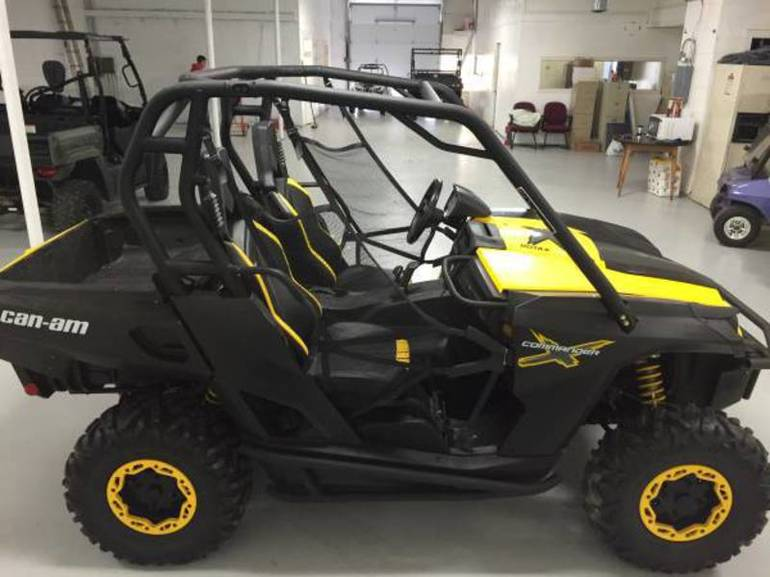 See more photos for this Can-Am Commander 1000 X, 2011 motorcycle listing