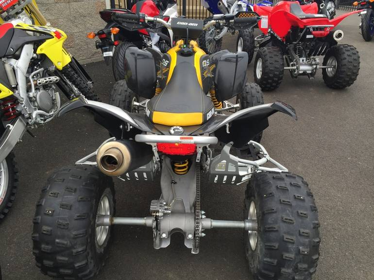 See more photos for this Can-Am DS 450 X xc, 2011 motorcycle listing