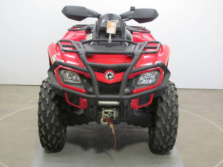 See more photos for this Can-Am OUTLANDER XT 650EFI, 2011 motorcycle listing