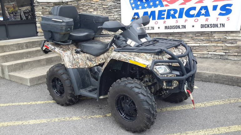 See more photos for this Can-Am Outlander 650 EFI XT, 2011 motorcycle listing