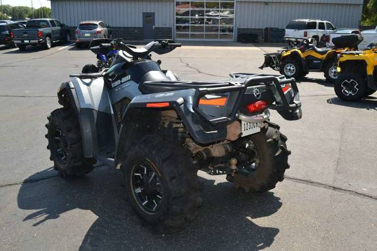 See more photos for this Can-Am Outlander 650, 2011 motorcycle listing