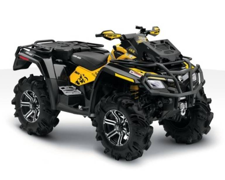 See more photos for this Can-Am Outlander 800R X MR, 2011 motorcycle listing