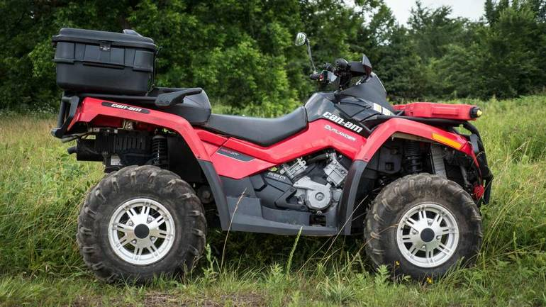 See more photos for this Can-Am Outlander MAX 650 EFI XT, 2011 motorcycle listing