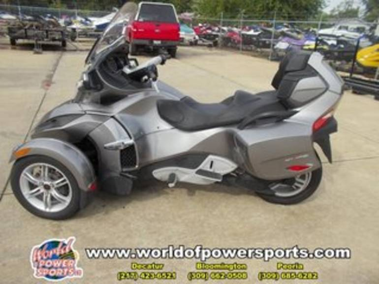 See more photos for this Can Am RT SE5, 2011 motorcycle listing