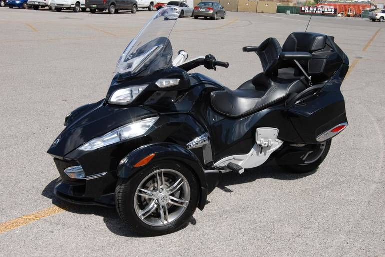 2011 Can Am Rts Se5 Motorcycle From El Paso Tx Today Sale