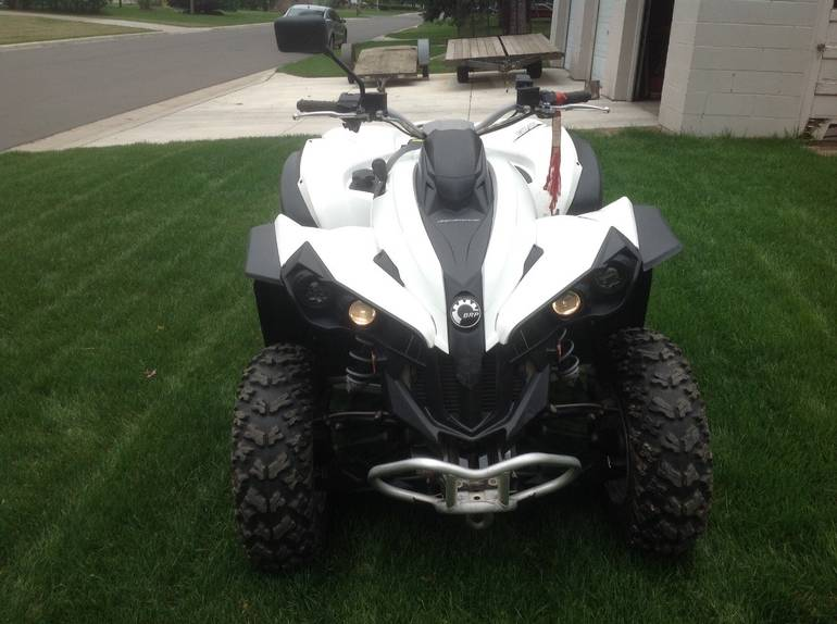 See more photos for this Can-Am Renegade 500, 2011 motorcycle listing